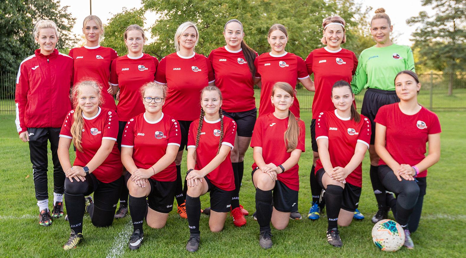 Moterų komanda Sūduva